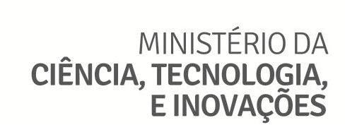 Ministério da Ciência, Tecnologia e Inovações