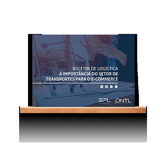 Boletim de Logística - E-commerce