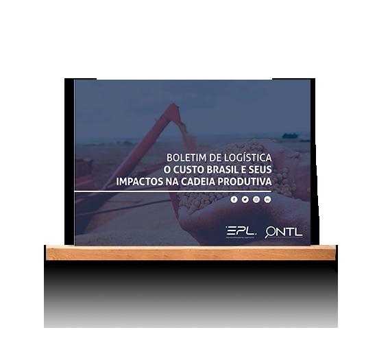 Boletim de Logística – O Custo Brasil e Seus Impactos na Cadeia Produtiva